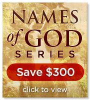 Church Banners designed for the Names of God